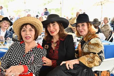 Geri Dexter, Charlene Albanese and Michele Larsen