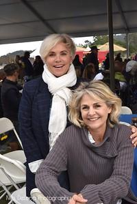Kathleen Hallin and Loring Casartelli