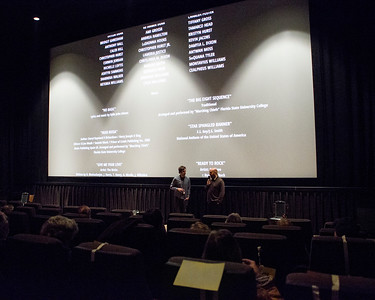 Patrons attend LIFE AND NOTHING MORE, and participate in a question and answer session with writer/director Antonio Méndez Esparza and WFF Senior Film Programmer Mike King.