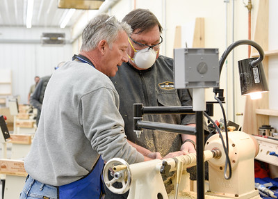 Woodturning with Jimmy Clewes