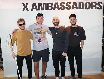 X Ambassadors - Spring 2018