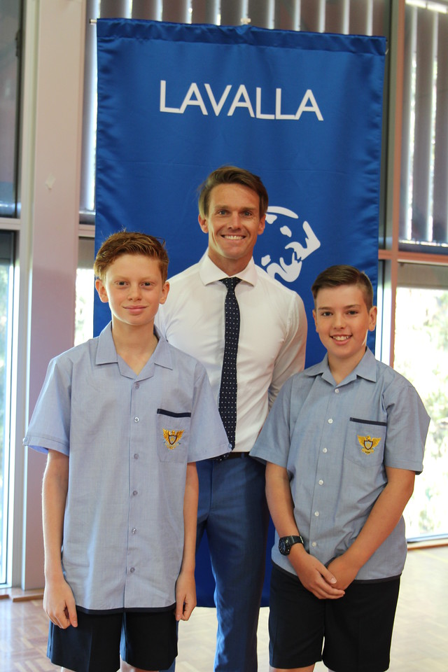 2018 Year 7 First Day
