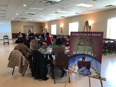 Zoe for LIfe Michigan Chapter Retreat