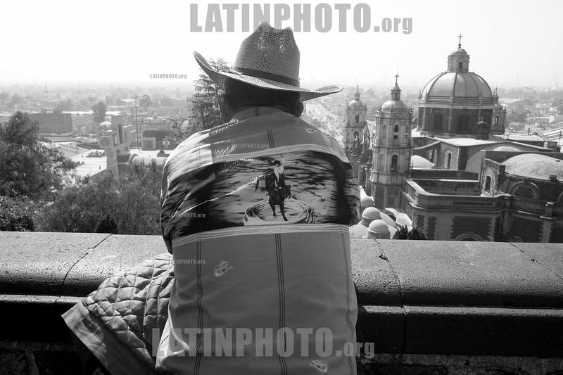 Mexico: Cowboy en Tepeyac © Coghe