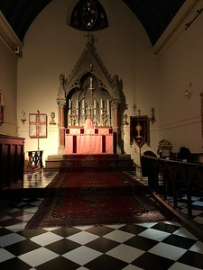 High Altar Lent IV