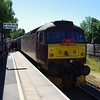 47245 at Windermere the rear of the 11:30 to Oxenholme 29/06/18