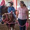 Horse show with two of my favorite girls.  6/9/2018