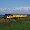 37219+37610 north of Tain working the 10:00 Inverness Milburn Road - Thurso - Wick - Inverness Milburn Yard 28/10/18