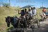 Cuba : Recorrido de la prensa por cooperativas y centros históricos de la provincia de Santiago de Cuba - 11 de enero de 2017 / Kuba : Kutsche in  Santiago de Cuba © Agustín Borrego Torres/LATINPHOTO.org