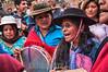 Argentina : Encuentro de Copleros en Purmamarca - Celebración que se realiza anualmente el 2 do sábado de enero  donde se reunen todos los cantores de coplas y folcloristas de toda la provincia para celebrar y honrar una tradición autóctona antigua propia de los pueblos originarios del noroeste argentino / Celebration Encuentro de Copleros in Purmamarca - annually on Saturday , January 2 , where all the folklore and couplet singers from all over the province gather to celebrate and honor an ancient autochthonous tradition typical of the native peoples of the northwest of Argentina / Argentinien : Das indigene Volksfest Encuentro de Copleros findet jedes Jahr am 2. Januar in Purmamarca statt - Indigene Kultur - Gesang - Tanz- Folklore © César Gustavo Ruiz/LATINPHOTO.org