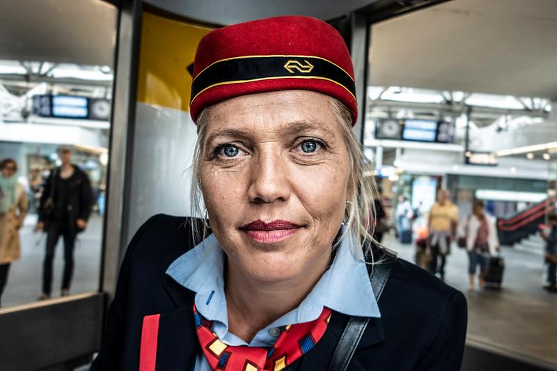 Station Leiden,, 2018-06-27