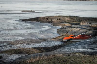 Hargshamn sea