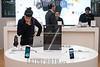 Mexico : Marzo 14, 2017 . Ciudad de Mexico, Telefonos moviles iphones son exhibidos en el Mac Store de la ciudad de Mexico , ubicado sobre Paseo de la Reforma / Mexiko : Macstore in Mexiko Stadt © Kala Moreno Parra/LATINPHOTO.org