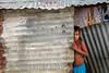 Venezuela : Niños venezolanos que residen en invasiones , como resultado de la crisis que ha dificultado la adquisicion de viviendas / Venezuelan children who live in illegal neighbourhoods , as result of the economic crisis which has made almost impossible to buy a home / Venezuela : Kind in einem Armenviertel © Luis Cabrera/LATINPHOTO.org