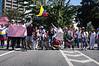 Venezuela - Caracas , enero 20 del 2018 Un grupo de manifestantes se concentraron en una protesta por la muerte de Óscar Pérez , un oficial de policía que se rebeló en contra del gobierno de N. Maduro en el año 2017, que fue asesinado durante una operación conjunta entre la Policía Nacional Bolivariana y las fuerzas militares venezolanas el pasado lunes 15 de enero , con otras siete personas en una casa en El Junquito / 20th January , 2018 A group of demonstrators concentrated in a protest for the murdering of Oscar Perez / Venezuela : Protestkundgebung für Óscar Pérez am 20.01.2018 in Caracas © Agustin Garcia/LATINPHOTO.org