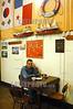 Chile : Restaurant del Circulo de Marina Mercante en Valparaiso / Restaurant Merchant Marine Circle in Valparaiso / Chile : Restaurant Merchant Marine Circle in Valparaiso © Henry von Wartenberg/LATINPHOTO.org