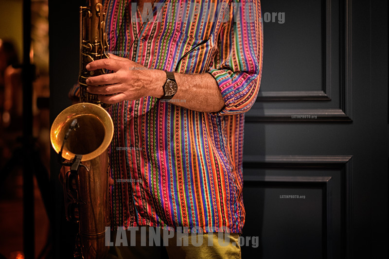 Peru : músico saxofonista / Saxophone musician / Peru : Saxophonist © Marco Simola/LATINPHOTO.org