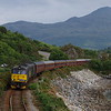 73968+73969 at Kyle of Lochalsh working the return SRPS Railtour 16:17 Kyle of Lochalsh - Paisley Gilmore St. Running a little under 2 hours late after a problem with one of the locos 09/06/18