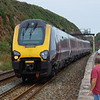 221130 at Dawlish working the 12:12 Birmingham New St - Plymouth 02/09/18