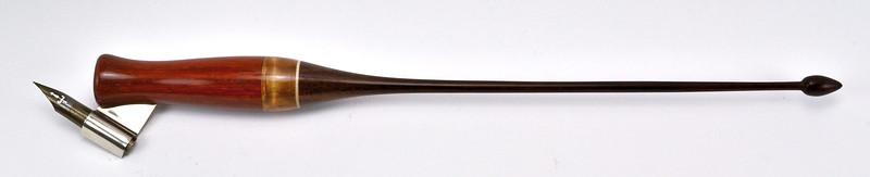 Zanerian Fine Art Replica - African Padauk, Maple Burl, Holly & Rosewood