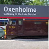 57316 at Oxenholme having arrived with the 15:30 from Windermere 29/06/18