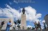 Cuba : Vista del mausoleo de Ernesto Che Guevara , líder de la Revolución Cubana - El monumento es uno de los lugares mas visitados en la ciudad de Santa Clara / View of the mausoleum of Ernesto Che Guevara - The monument is one of the most visited places in the city of Santa Clara / Kuba : Blick auf das Mausoleum von Ernesto Che Guevara - Das Denkmal ist einer der meistbesuchten Orte der Stadt Santa Clara © Ignacio Amiconi/LATINPHOTO.org