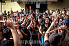Costa Rica - San Jose : Personas participan una protesta por un Estado Laico en San José / People in favor of the secular state dance in front of the parliament on January 20, 2018 in San Jose / Costa Rica : Protestkundgebung für eine für einen religionsfreien Schulunterricht am 20.01.2018 in San Jose © Arnaldo Gonzalez Flores/LATINPHOTO.org