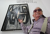 Venezuela : Oswaldo Vigas , pintor / Venezuela : Der venezolanische Künstler Oswaldo Vigas © Héctor Castillo/LATINPHOTO.org