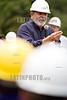 Brasil, marzo de 2009 -  Foto de Archivo - El presidente Lula de Brasil , con ejecutivos de la empresa constructora Camargo y Correa una de las constructoras envuetals en escandalos de corrupción en Brasil - Esta obra era en la construcción de una de las hidroelectricas sobre el rio Madera en las cercanias de la ciudad de Porto Velho / Brasilien : Archivbild von Luiz Inácio Lula da Silva mitt aschutzhelm © Patricio Crooker/LATINPHOTO.org