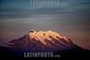 Bolivia : Vista del nevado Illimani en los Andes de Bolivia / Illimani ( Aymara ) is the highest mountain in the Cordillera Real / Bolivien : Der Illimani in den Anden in Bolivien ist mit 6.439 Metern der zweithöchste Berg Boliviens und der höchste der Cordillera Real - Schnee © Patricio Crooker/LATINPHOTO.org
