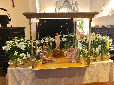 The Easter Garden