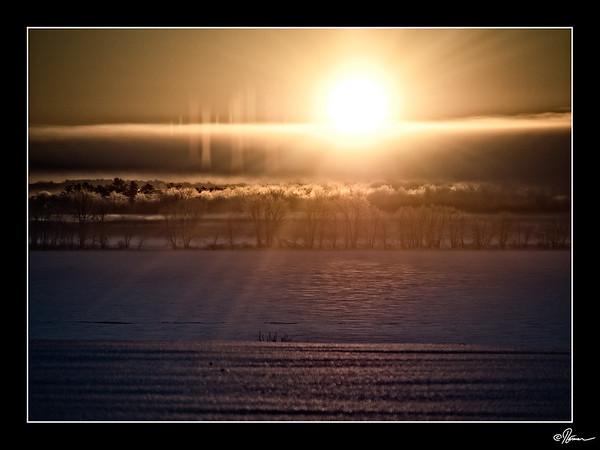 Mois 2 - Lever ou coucher de soleil 3 de 5