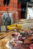 Chile : Escena en el Mercado de Pescados en el puerto de Valparaiso / Fish market in the port of Valparaiso / Chile : Fischmarkt im Hafen von Valparaiso © Henry von Wartenberg/LATINPHOTO.org