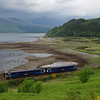 158718 at Attadale working the 13:46 Kyle of Lochalsh - Inverness 09/06/18