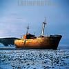 Argentina : Naufragio del buque Desdemona en Tierra del Fuego / Argentina : Shipwreck of the ship Desdemona in Tierra del Fuego / Argentinien : Schiffbruch des Schiffes Desdemona in Feuerland - Gestrandet - Rost © Henry von Wartenberg/LATINPHOTO.org