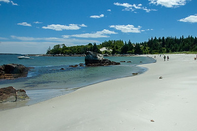 Carter's Beach, Port Mouton, Nova Scotia.  My favourite beach
