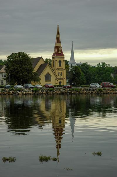 Mahone Bay churches