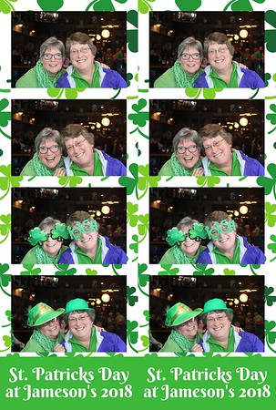 2018/03/17 - Jameson's Public House - St Patrick's Day Celebration