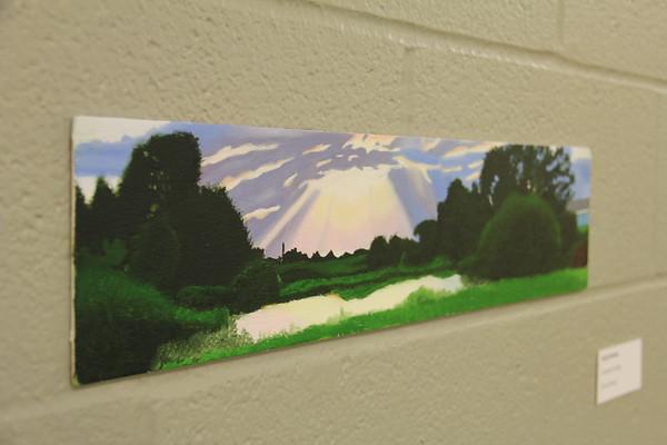 2018.04 NSCC student art exhibit