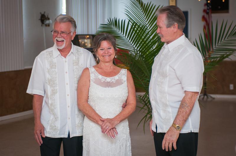 Chris & Dorothy's Wedding at South Venice Yatch Club