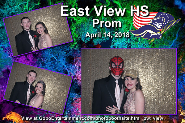 20180414 East View High Prom