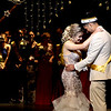 """Juniors Serenity Early and Jason Jimenez started off their reign as Plano High School prom king and queen by dancing in the school auditorium to the song """"Perfect"""" by Ed Sheeran."""