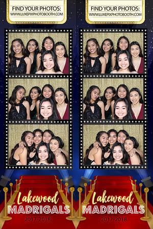 2018.05.30 LHS Choir Banquet 2017-2018