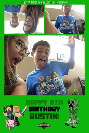 2018.06.10 Austin's 8th Birthday Party