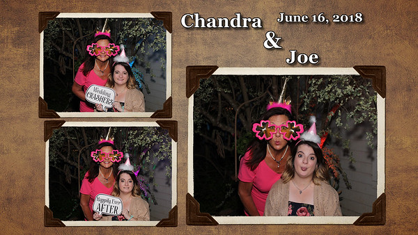 20180616 Chandra & Joe's Wedding Photo Booth