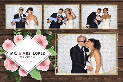 2018.06.16 Mr. & Mrs. Lopez Wedding