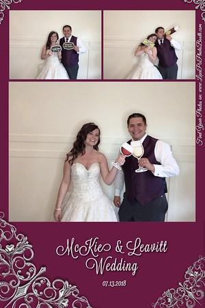 2018.07.13 McKie & Leavitt Wedding