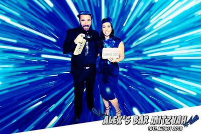20180818 Alex's Bar Mitzvah