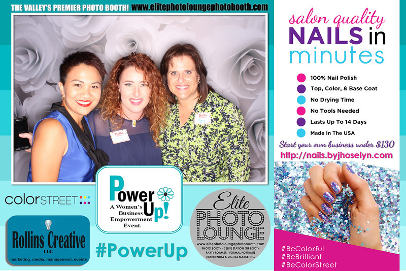 2018.09.14 Power Up! Women's Business Empowerment Event