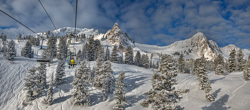 pano 4 chair lift